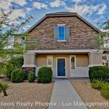 Rental info for 3002 West Ferruccio Place