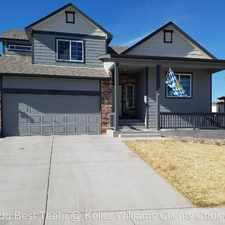 Rental info for 6388 San Mateo Drive in the Security-Widefield area