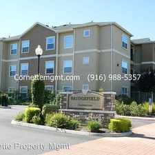 Rental info for 8434 Walerga Road #1114 in the Antelope area