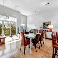 Rental info for FOR SALE - Luxury Townhouse on South Lamar in the Austin area