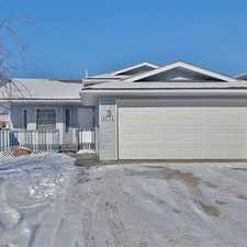 Rental info for Cold Lake South 3 Bedroom House For Rent