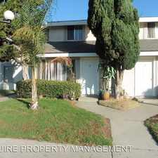 Rental info for 305 S. STECKEL DR. - 305 S. STECKEL DR. #7 in the Santa Paula area