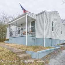 Rental info for 1224 Indian Ridge Road in the Johnson City area