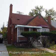 Rental info for 18466 Griggs St in the Bagley area