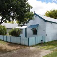 Rental info for CHARM AND CONVENIENCE in the Armidale area