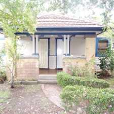 Rental info for 12 Bent St, Gosford in the Gosford area