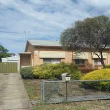 Rental info for NO LONGER AVAILABLE - PROPERTY LEASED BY KELLY GARRARD & ROXANNE MCDERMID in the Elizabeth Vale area