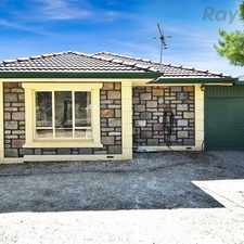 Rental info for Large 5 Bedroom Home Available Now! in the Adelaide area