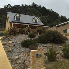 Rental info for High on the Hill in the Lithgow area
