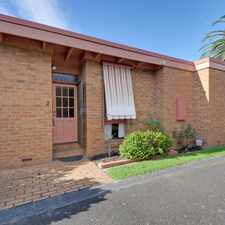 Rental info for LOVELY 2 BR UNIT 2 MINS TO TENNIS COURTS, GYM & CBD in the Traralgon area