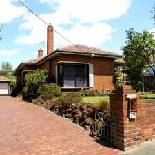 Rental info for SHORT TERM ACCOMMODATION STYLISH CLASSIC HOME CLOSE TO TOWN in the Traralgon area