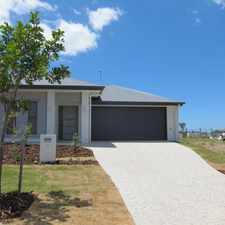 Rental info for Gorgeous near new home in Mango Hill in the Brisbane area