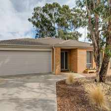 Rental info for Near New 4 Bedroom Home In Quiet Court in the Bendigo area