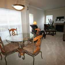 Rental info for Stone Oak and Knights Cross in the San Antonio area