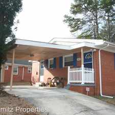 Rental info for 2000-2018 Jersey Avenue in the Duke Forest area