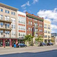 Rental info for Uptown Lake Apartments in the Minneapolis area