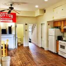Rental info for Cambridge St & Highgate St in the Boston area