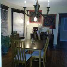 Rental info for $575 for 1415ft² - 3BR in Beautifully restored 1916 house INCLUDES UTILITIES & Lots More! (CAMPUS/CLINTONVILLE) in the Columbus area
