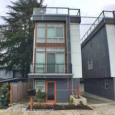 Rental info for 9528 8th Ave NW #B