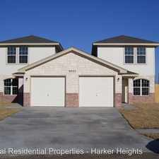 Rental info for 3805 A Wind Court