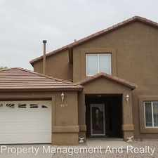 Rental info for 4615 Taylor Ridge Road NW in the Taylor Ranch area