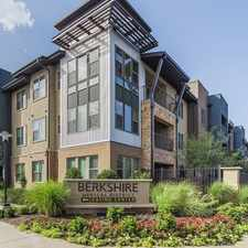 Rental info for Berkshire Medical District