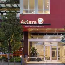 Rental info for Aviara in the Seattle area