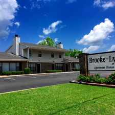 Rental info for Brooke Lyn Apartments in the Birmingham area