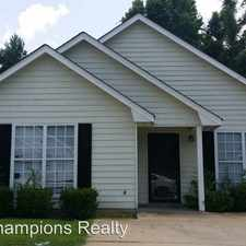 Rental info for 1525 Summerplace Drive