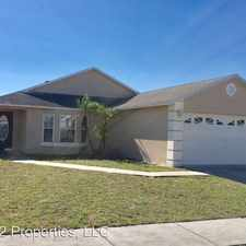 Rental info for 8432 National Drive