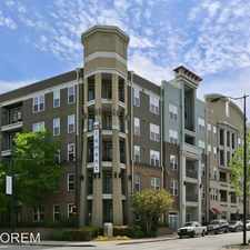 Rental info for 390 17th Street #2061 in the Atlantic Station area