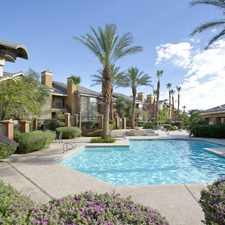 Rental info for The Palms at Peccole Ranch in the Mira Villas area