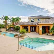 Rental info for The Palms at Peccole Ranch