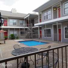 Rental info for 915 W. 23rd, #112 in the Austin area