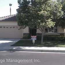Rental info for 28295 Long Meadow Dr.