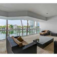 Rental info for 5900 Collins Ave in the Ocean Front area