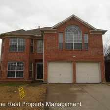 Rental info for 885 Stafford Station Dr. in the Fort Worth area