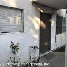 Rental info for 527 S Garden St, #3