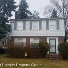 Rental info for 19134 Hartwell in the Greenfield area