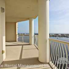 Rental info for 124 Miracle Strip Parkway 1303