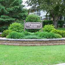 Rental info for Old Shakopee Village in the Bloomington area