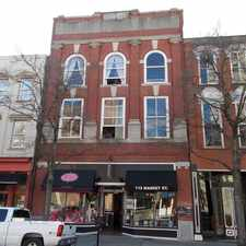Rental info for 112 - G Market St