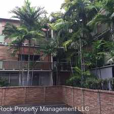 Rental info for 1505 Kewalo A202 - 1505 Kewalo A202