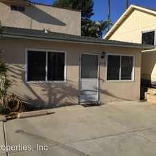 Rental info for 226 Liverpool in the 92024 area