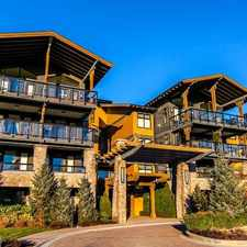 Rental info for Spacious 1 Bed & Den Furnished Condo in Tsawwassen Springs