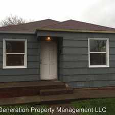 Rental info for 510 14th St.