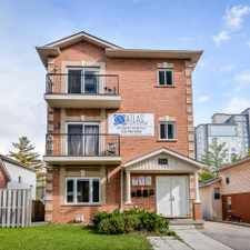 Rental info for 334 King St North in the Kitchener area