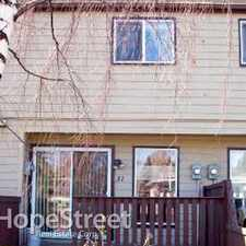 Rental info for 4740 Dalton Drive NW - 3 Bedroom Townhome for Rent in the Dalhousie area