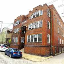 Rental info for 816 Ivy St in the Pittsburgh area