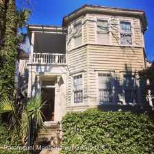 Rental info for 96 Radcliffe Street - Unit A in the Charleston area